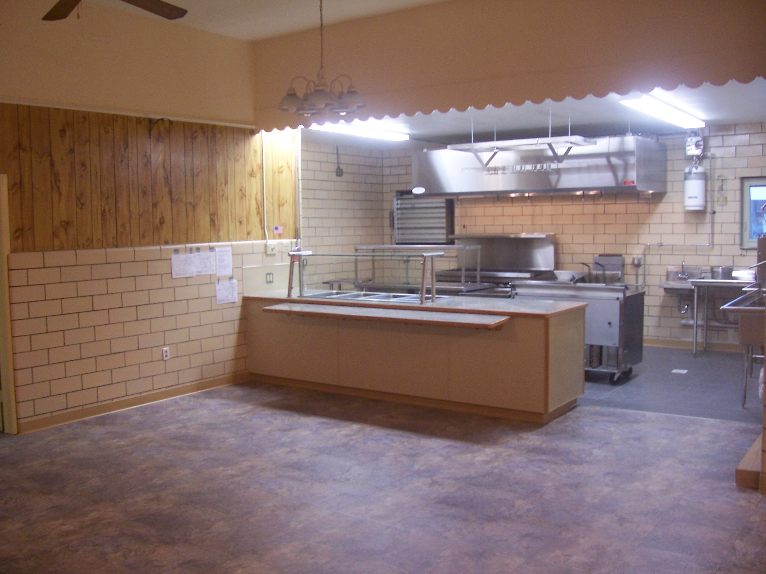 After Dining Hall Construction