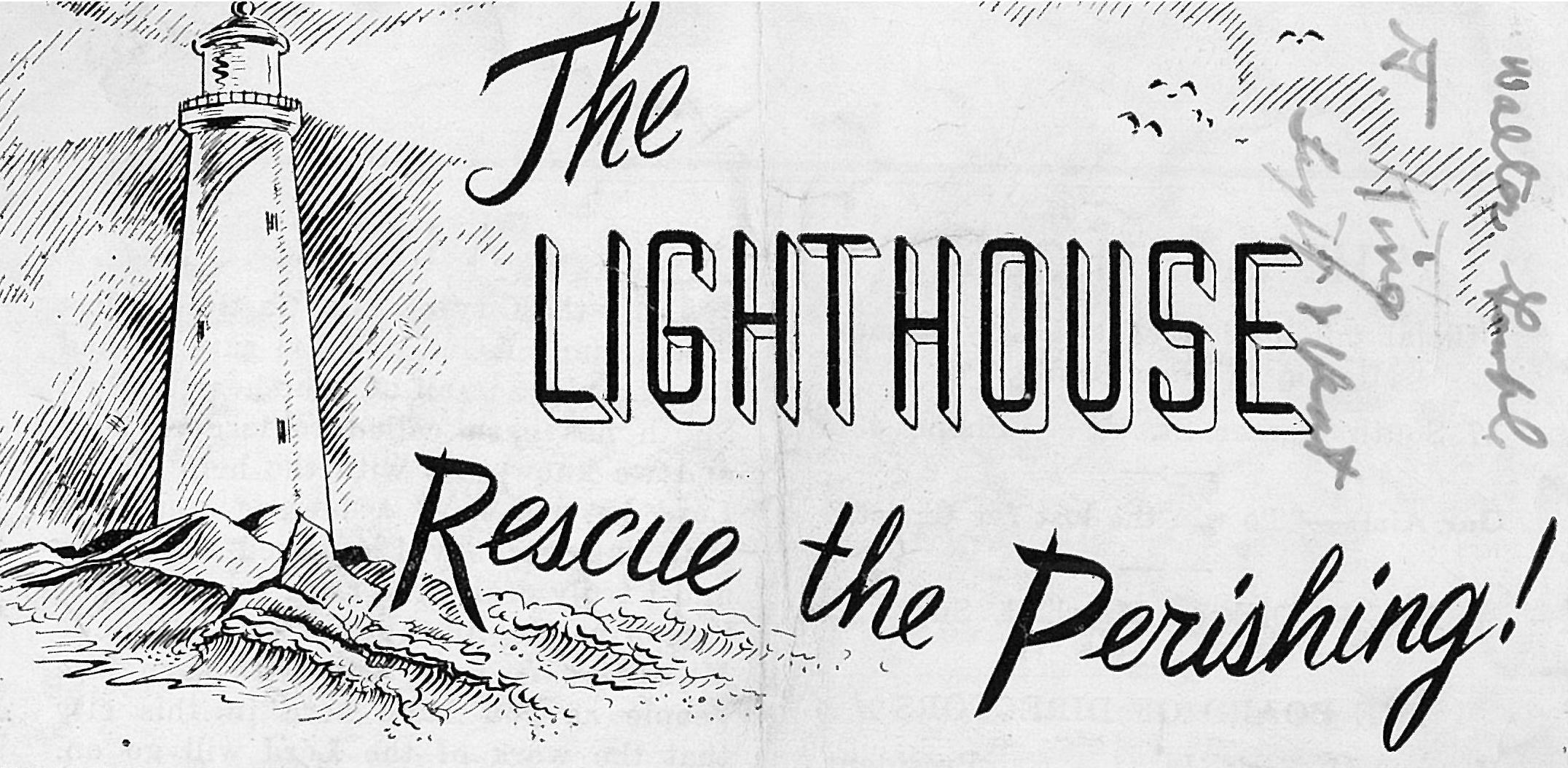 Lighthouse News Letter