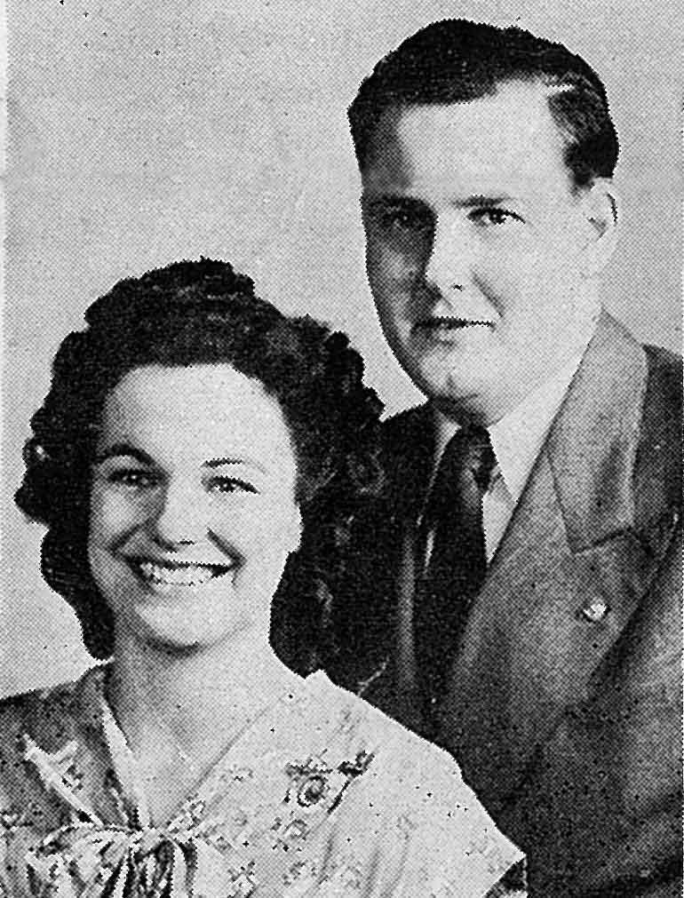 Dickson and Phyllis Marshall